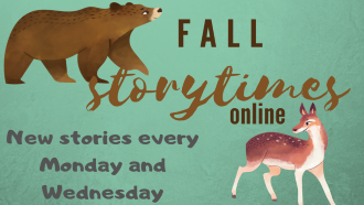 Fall Storytimes Online