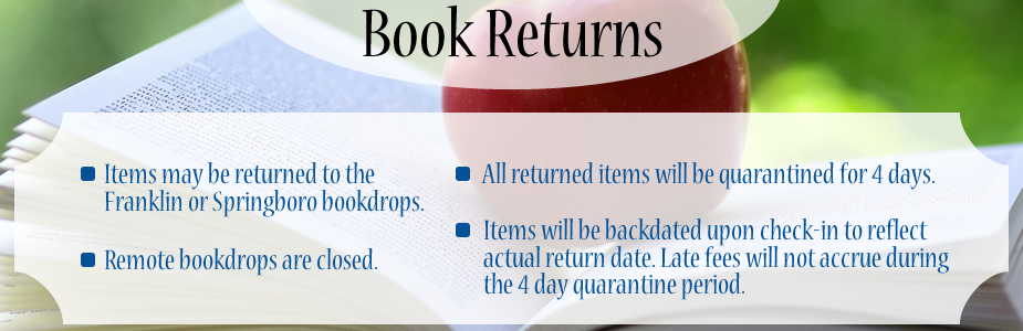 Book Returns